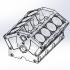 V8 ENGINE BLOCK image