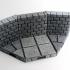 OpenForge Cut-Stone OpenLOCK Angled Walls image
