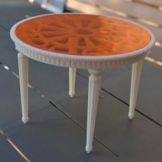 LXVI table