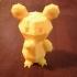 Pokemon Low Poly Teddiursa image