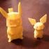 Pokemon Low Poly Pichu image