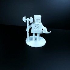 Picture of print of Basic Miniature