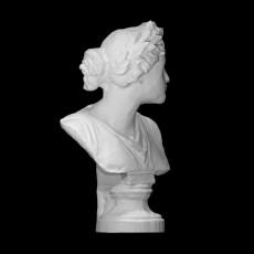 Bust of a Viktoria