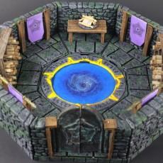 OpenForge 2.0 Encounter: Conjurer's Sanctum