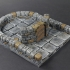 OpenLOCK Dungeon Stone Low Curved Interfaces image