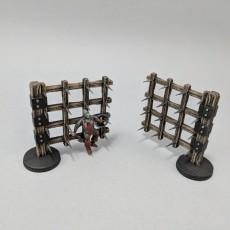 Spike Wall Trap