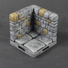 OpenForge 2.0 Dungeon Stone Corner