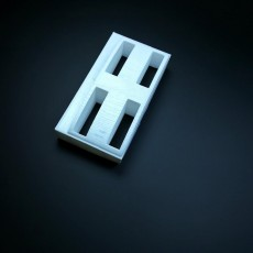 Picture of print of USB Cable-Management and Device Holder Case