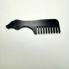 Picture of print of Razorback Comb This print has been uploaded by Li WEI Bing