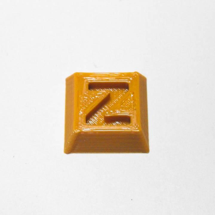 """""""Z"""" key"""