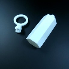 Picture of print of Micopohone Holder