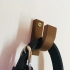 Basic resistant wallhanger (one hole version) image