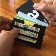 Minimalists wallet