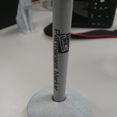 Picture of print of Wacom Pen Holder Simple Stone Design