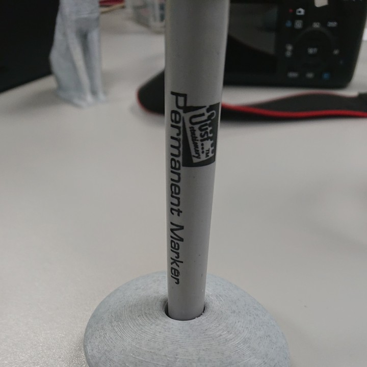 Wacom Pen Holder Simple Stone Design