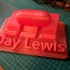 Day Lewis Pill Case and Stand (For the Lulzbot comp) image