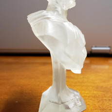Picture of print of Man of Steel Bust 这个打印已上传 Eric Peterson
