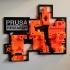 Prusa MK2 Extruder Frame Mount image