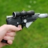 Lando Calrissian's X-8 Night Sniper Blaster pistol from Star wars image