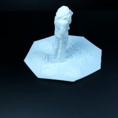Picture of print of Professor STEM Lion by Elijah Wilson