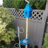 Pole Mounted Bird Feeder image