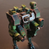 Mechanical Engineering - The Walking Robot image