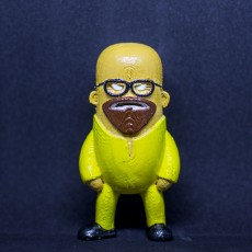 Picture of print of Mini Walter White - Breaking Bad This print has been uploaded by kreso