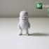 Mini Walter White - Breaking Bad print image