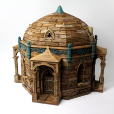OpenForge 2.0 Mausoleum
