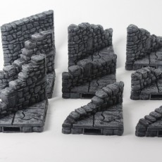 OpenForge 2.0 Ruined Diagonal Walls