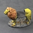 OpenForge Miniature Bases: Cobble (Oval) image