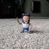 Mini Logan - Wolverine print image