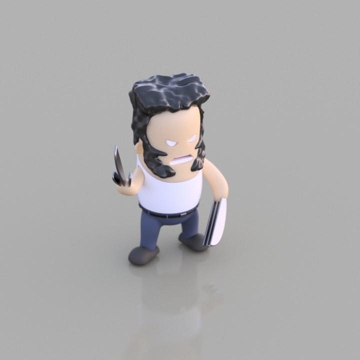Mini Logan - Wolverine