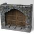 OpenForge Stone Gatehouse image