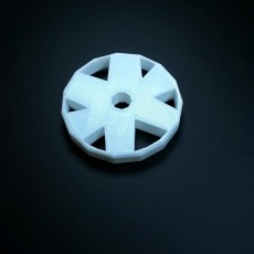 Picture of print of Scooter Wheel