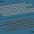 Braille Keyboard Covers Keys image