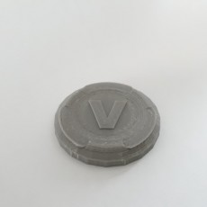 Picture of print of V-Buck