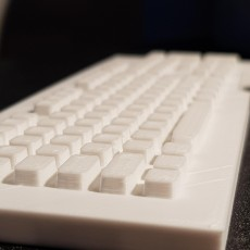 Picture of print of Weird Keyboard