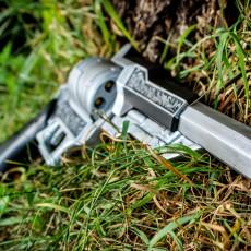 Prompto's Revolver - Final Fantasy XV