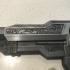 Prompto's Revolver - Final Fantasy XV print image