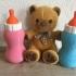 Baby Bottle Piggy Bank V2 image