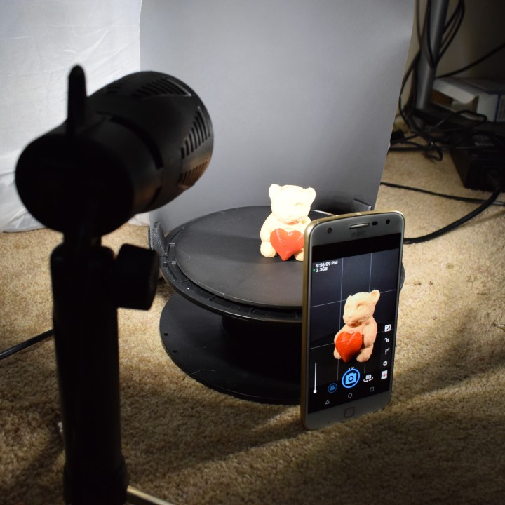 Meltink3d Spool Photobooth