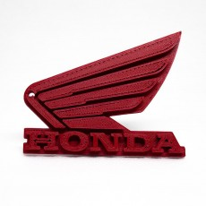 Picture of print of Honda Logo Keychain