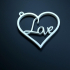 Love Keychain image