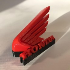 Picture of print of Logo Paper Weight