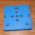 3 Hole Gantry Plate for 24mm Wheels 2020 image