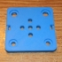 4 Hole Gantry Plate for 24mm Wheels 2020 image