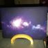 Universal laptop stand / holder print image