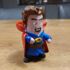 Picture of print of Mini Doctor Strange - Avengers