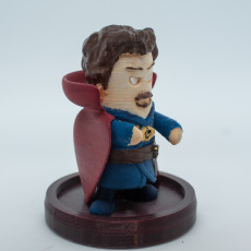 Picture of print of Mini Doctor Strange - Avengers Questa stampa è stata caricata da The 3D Printing Magic